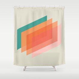 Horizons 03 Shower Curtain