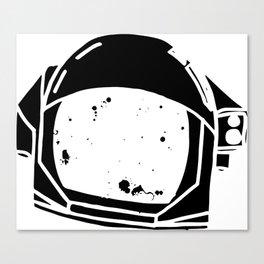 spacetime continum Canvas Print