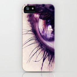 Eye 2 iPhone Case