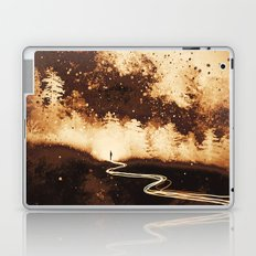 Through The Fire Laptop & iPad Skin