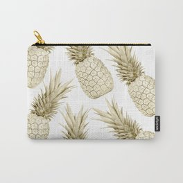 Pineapple Bling Carry-All Pouch