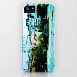 The entrance to the island. iPhone Case
