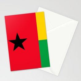 Flag of Guinea-Bissau Stationery Cards