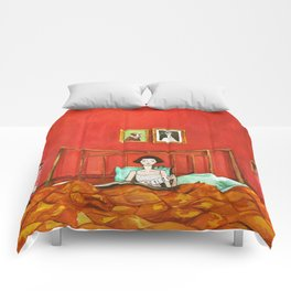 Amélie's Bed Comforters