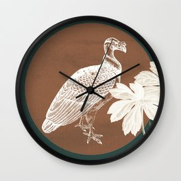Life in Life Out Lifelike Glow Wall Clock