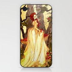 The Goblin Market iPhone & iPod Skin