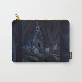 Sleepy Hollow Churchyard Cemetery Carry-All Pouch