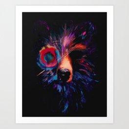 Darkling Art Print