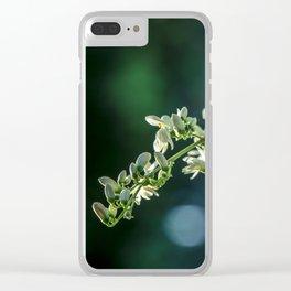 Moringa Clear iPhone Case