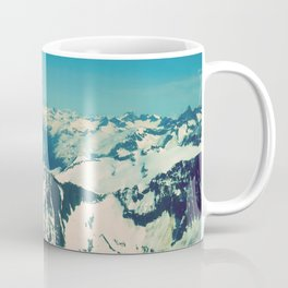 Mountain Peaks | Photography Coffee Mug