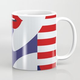 USA Flygirl Coffee Mug