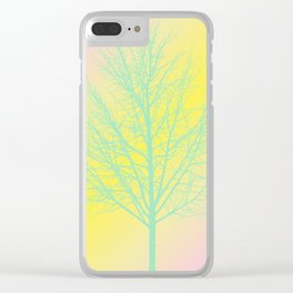 Northern Spring Clear iPhone Case