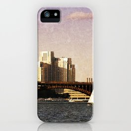 Charles River I iPhone Case