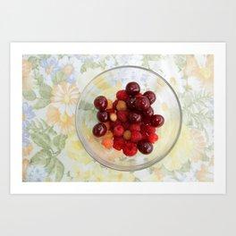 Harvest 5430 Art Print