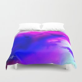 Abstract Bliss 1 by kathy Morton Stanion Duvet Cover