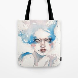 In The Shallows (Water Nymph) Tote Bag