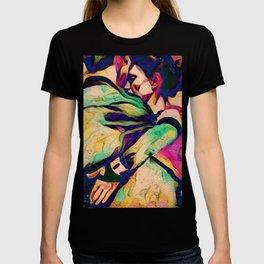 Liquid Embrace Tango Abrazo T-shirt
