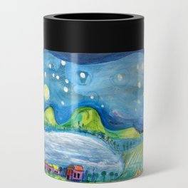 Around the Lake Can Cooler