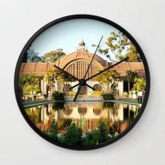 Balboa Park Wall Clock