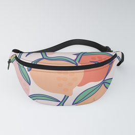Lemon and Oranges tree Fanny Pack
