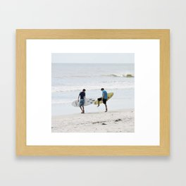 Ankle Buster  Framed Art Print