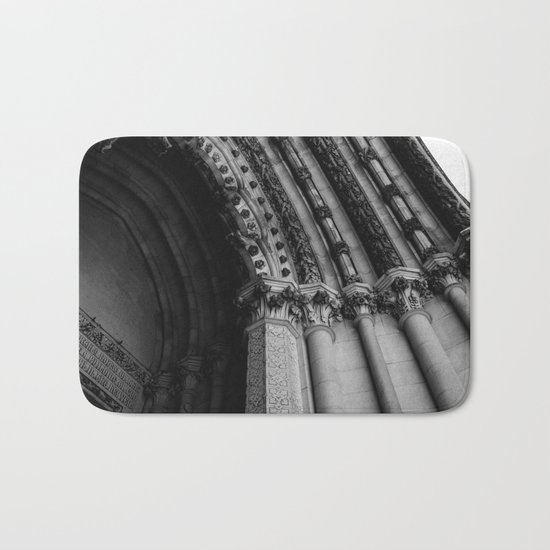 Cathedral Church of St. John the Divine Bath Mat