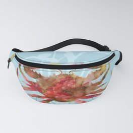 Mystical Crab Fanny Pack