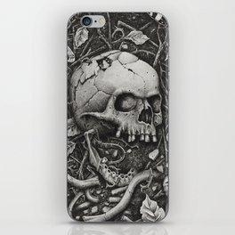 Vernal Decay iPhone Skin