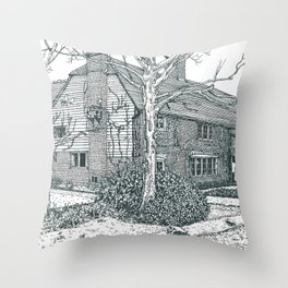 SCONES Throw Pillow