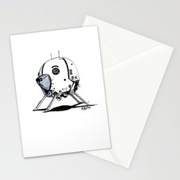 ADORE-A-BOT Stationery Cards