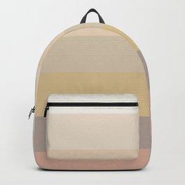Dusty Rainbow Pattern Backpack