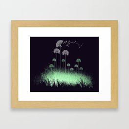 impollination Framed Art Print