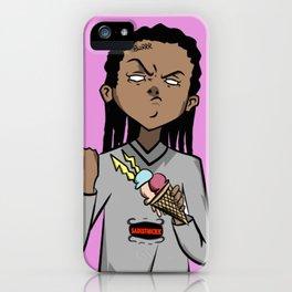 Riley x Guwop iPhone Case