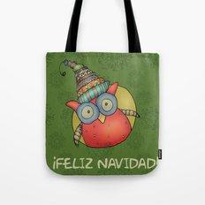 Puki Owl Tote Bag