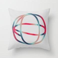 ROTATE Throw Pillow