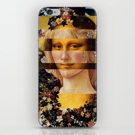 Leonardo Da Vinci'sMona Lisa & Botticelli's Venus iPhone Skin
