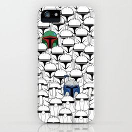 Like Father Like Sons iPhone Case