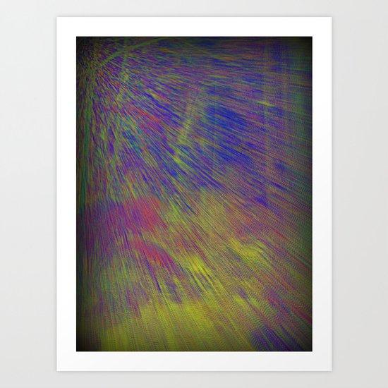 Zoomy Art Print