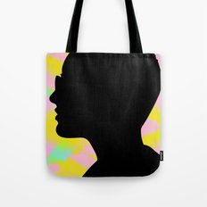 I'm the fury in your head Tote Bag