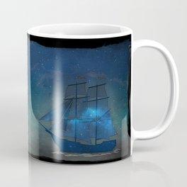 Ships and Stars Coffee Mug