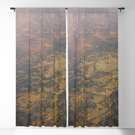 Alberta Countryside Blackout Curtain