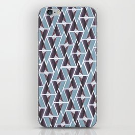 WTU PATTERN PRINT iPhone Skin
