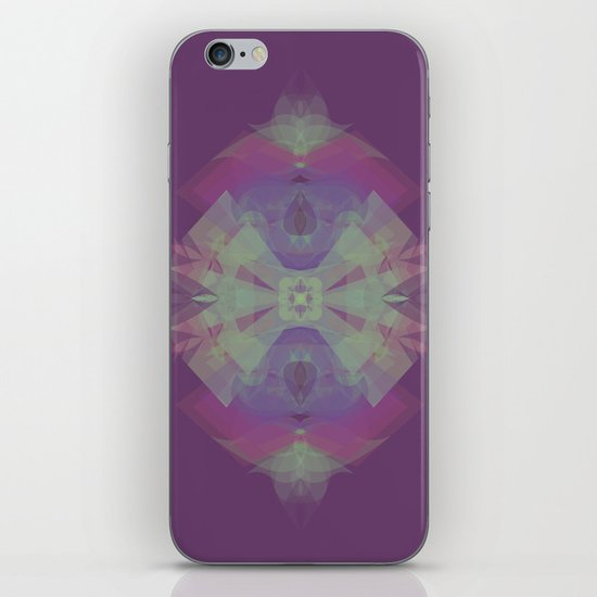 this girl iPhone & iPod Skin