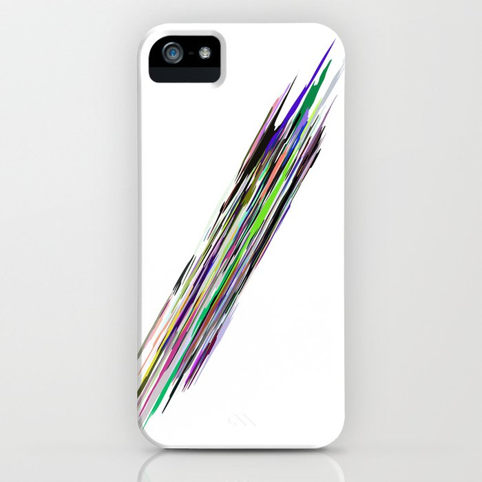 Signature Artwork pt 01 iPhone Case