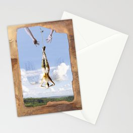 Tarot Series: The Moon Stationery Cards
