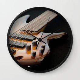 Music is Real Magic Wall Clock