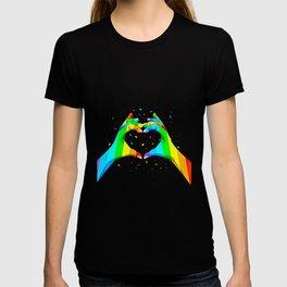 LGBT (80) T-shirt