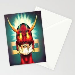 Lonley Oni Stationery Cards