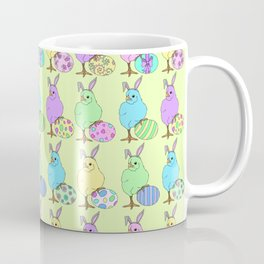 Easter Chicks Citrus 3 Coffee Mug