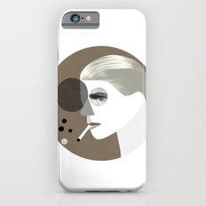 White duke (round version) Slim Case iPhone 6s